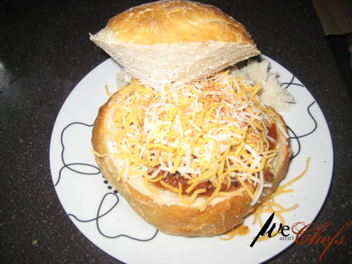Breadbowl Chili